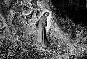 Dante - dark wood